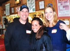 Camp Alumni-Steve, Stacey, Joy