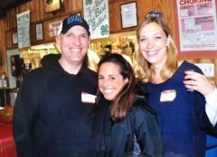Camp Alumni-Steve, Stacey, Joy