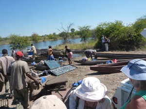 Delta Station, Okavanga Delta, Botswana