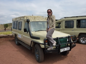 Our transport through the Serengeti & Ngorongoro Crater