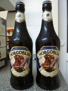 Hobgoblin from Wychwood Brewery