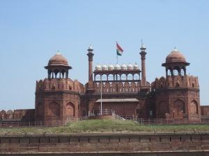 Red Fort, Dehli, India