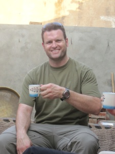 Tea with a local family in Barso village