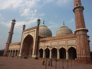 Jama Masid - India's largest mosque
