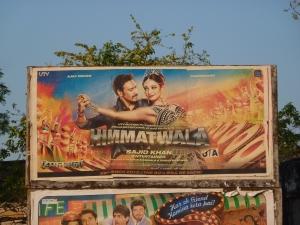 Himmatwala-Bollywood movie in Jaipur