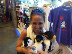 Seriously-penguins in Dubai!