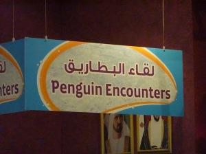 The Penguin Encounter