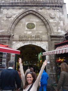 The Bazaar-Istanbul