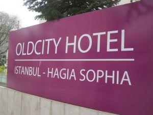Old City Hotel Hagia Sophia-Istanbul