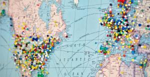 map for frugal traveler