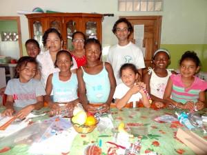 067 At The Orphanage In Atacames, Ecuador (2)