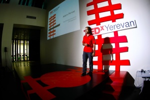 208 Speaking At TEDxYerevan In Armenia (4)