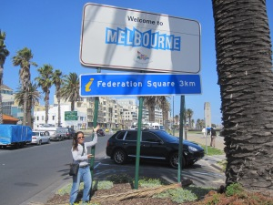 melbourne sign port