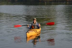 India kayaking