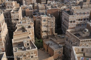 Old City of Sana'a - Yemen
