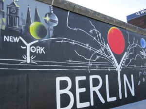 At the Berlin Wall-2009