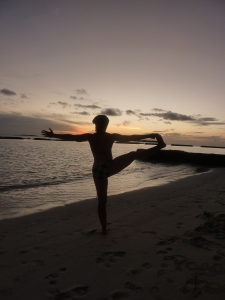 yoga maldives