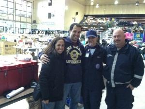 With D-MAT crew and Matt - thegiftoftravel.wordpress.com