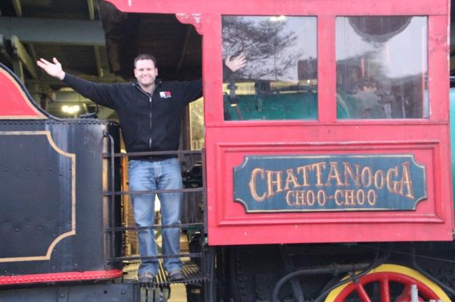 Chattanooga's Choo Choo
