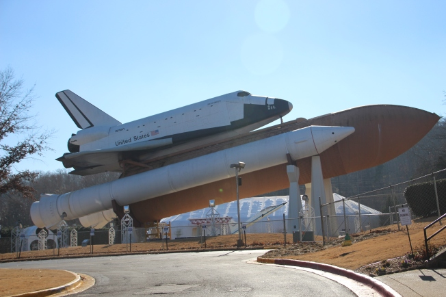 US Space and Rocket Center-Huntsville, Alabama