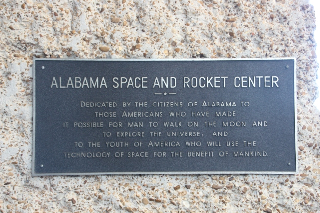 Space and Rocket Center-Huntsville, Alabama