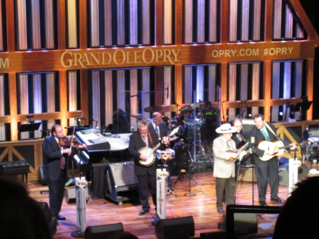 Grand Ole Opry at the Ryman Auditorium