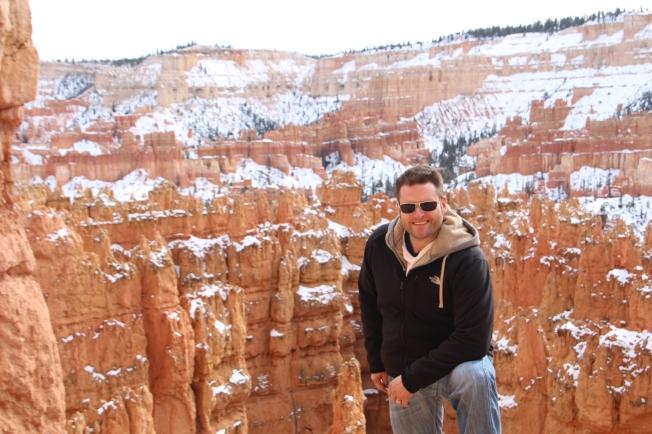 at Bryce Canyon