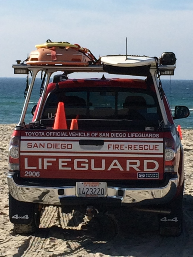 San Diego Lifeguards!