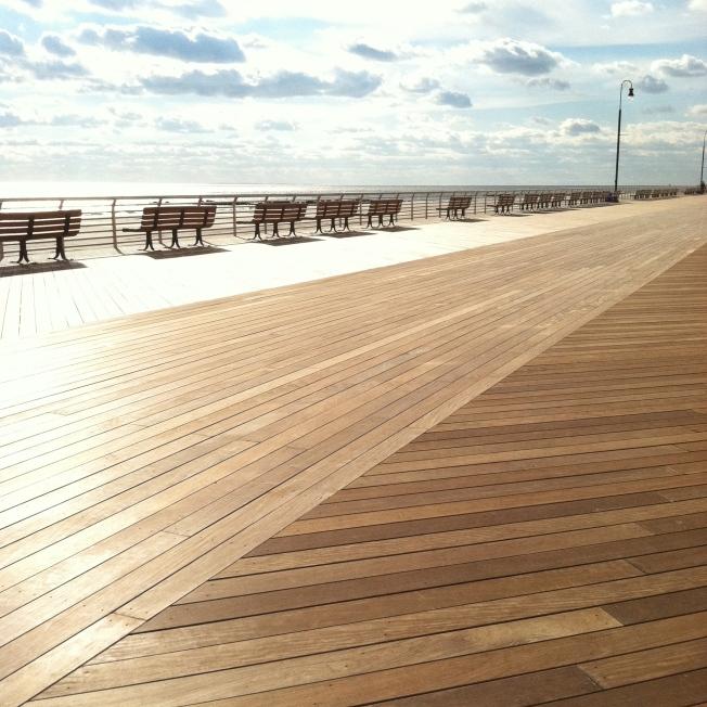 Long Beach Boardwalk, Long Beach, NY