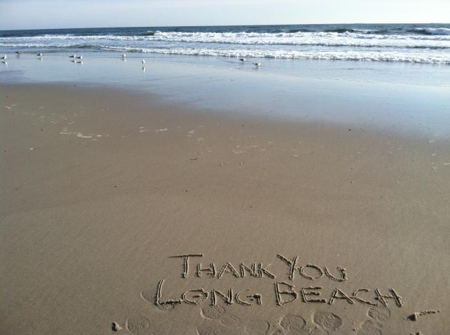 Azores Beach, Long Beach, NY