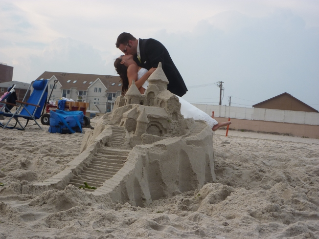 Magic on the sand