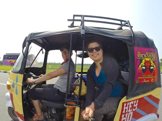 Rickshaw Run-India (Sherry Ott)