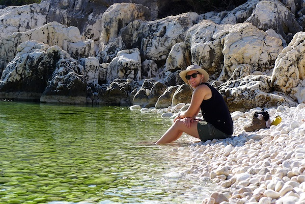 sherry ott 5  - hiking the Lycian Way in Turkey