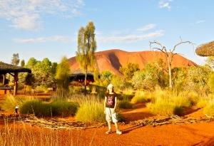 Reka at ULURU Australia 2011