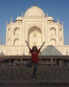 Taj Mahal 2013 - the gift of travel