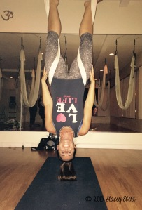 an upside down view of the world - Emerge Yoga and Wellness, Bellmore, NY