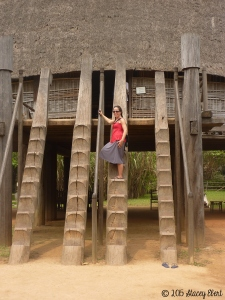 exploring the longhouses in Vietnam - the gift of travel