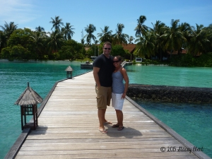 Happiness in the Maldives