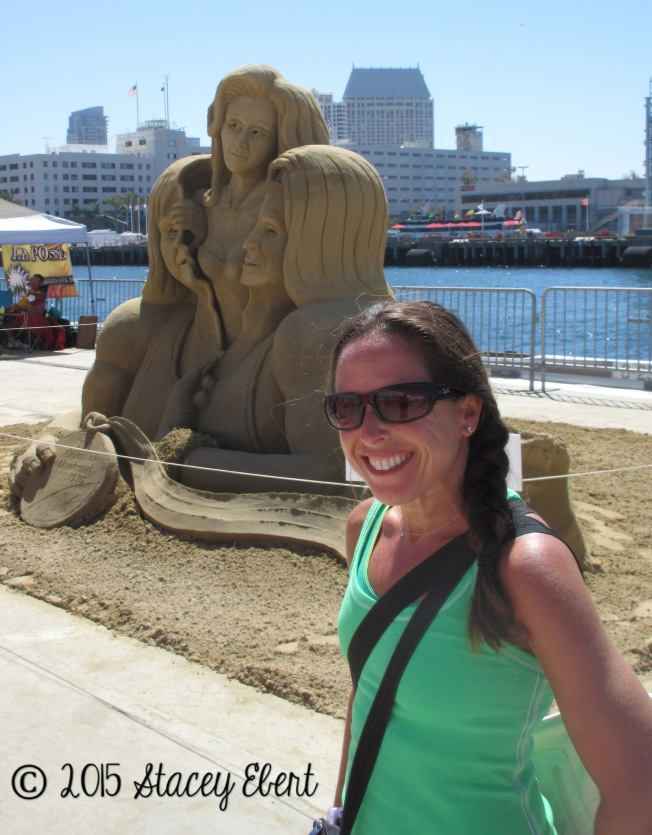 Labor Day Sand Sculpting Challenge - the gift of travel