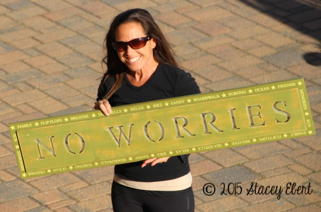 No Worries - the gift of travel