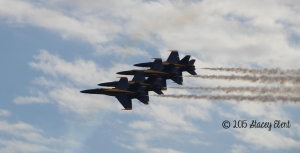 Blue Angels at MCAS