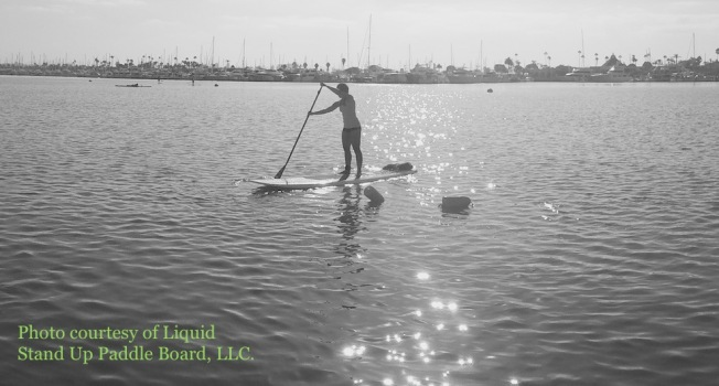 Shot with Go Pro - courtesy of Liquid Stand Up Paddle Board, LLC. - the gift of travel
