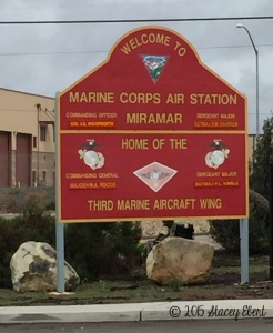 Welcome to Marine Corps Air Station Miramar