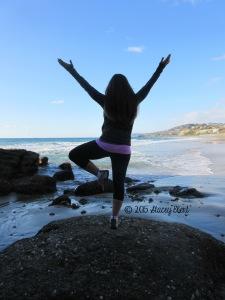 yoga at Dana Point - thegiftoftravel.wordpress.com