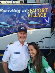 With Captain Hal - San Diego SEAL Tour - thegiftoftravel.wordpress.com