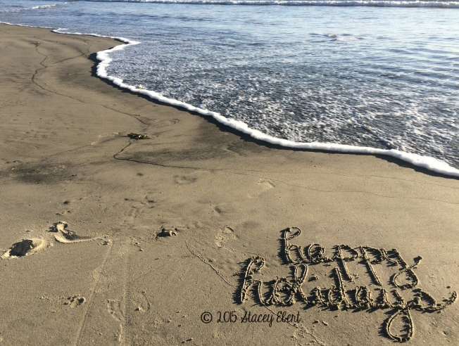 Happy Holidays from Coronado Beach - thegiftoftravel.wordpress.com