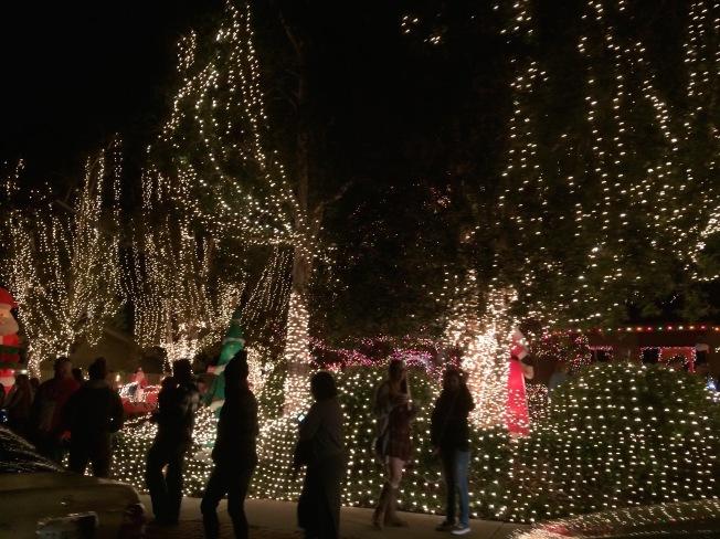 Garrison Street Lights, Point Loma - thegiftoftravel.wordpress.com
