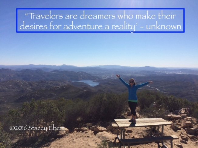 Travelers are dreamers - thegiftoftravel.wordpress.com