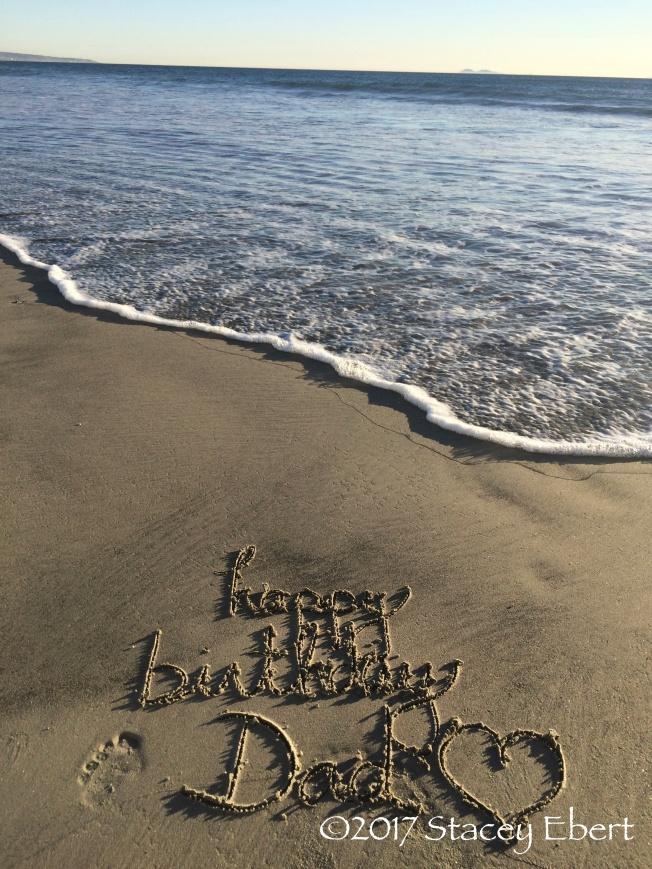 Happy Birthday Dad - Coronado, San Diego