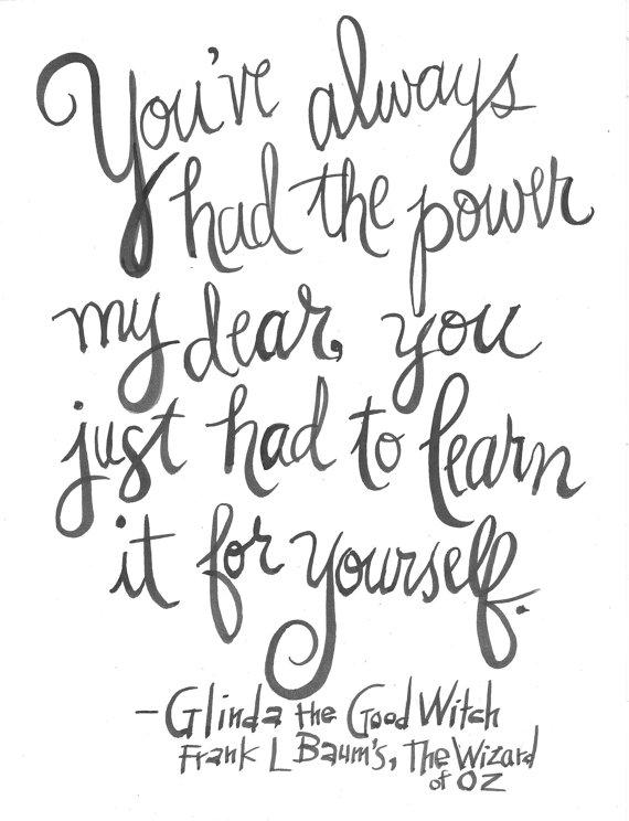 Glinda quote